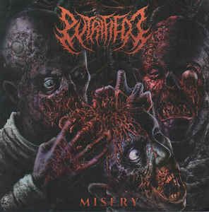PUTRIFIED J | Misery CD