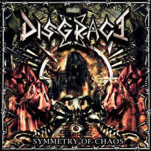 DISGRACE | SimMetry Of Chaos CD