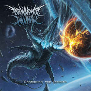 Abnormal Inhumane ‎– Consuming The Infinity CD
