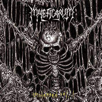 Maleficum - Unblessed Vol 1 CD
