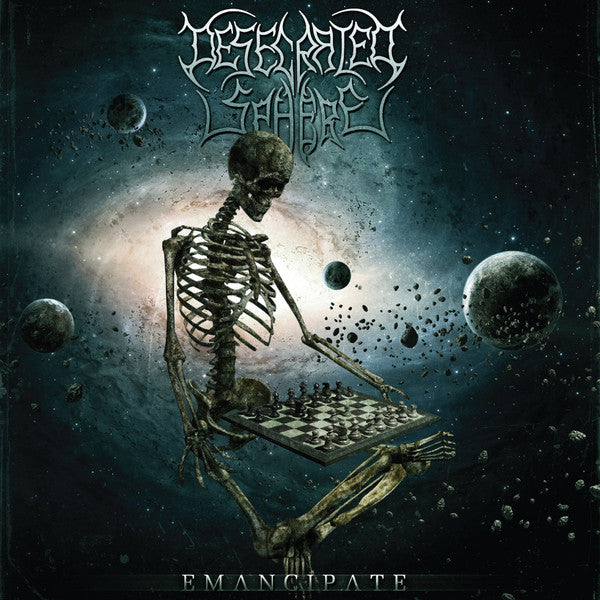 Desecrated Sphere ‎– Emancipate CD