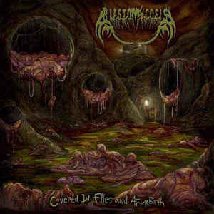 Blastomycosis ‎– Covered In Flies And Afterbirth CD