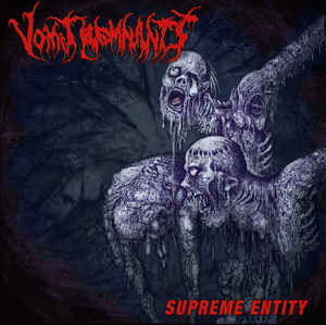 Vomit Remnants ‎– Supreme Entity LP 12' Vinyl