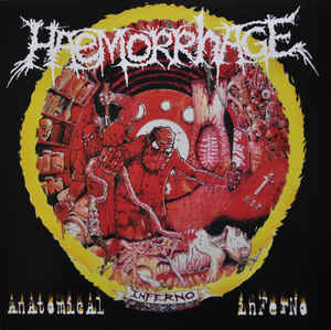 Haemorrhage ‎– Anatomical Inferno CD