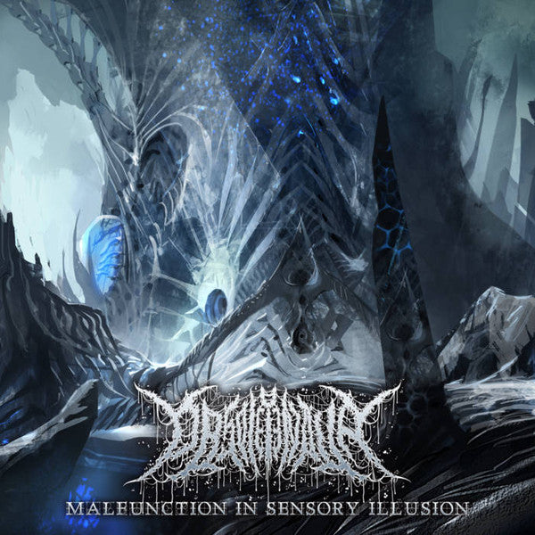 Obsoletenova ‎– Malfunction In Sensory Illusion  EP CD