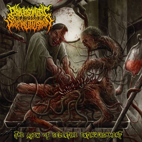Psychosomatic Self-Mutilation - The Apex of Selective Extinguishment EP CD