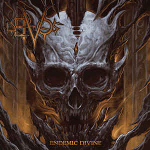 Deivos ‎– Endemic Divine CD