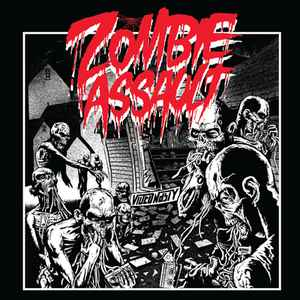 Zombie Assault ‎– Video Nasty CD