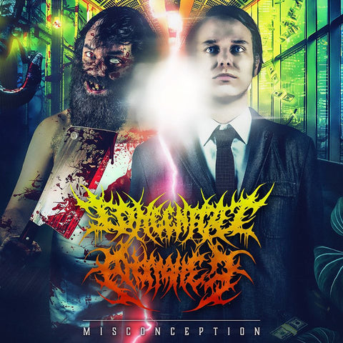 Congenital Anomalies ‎– Misconception CD