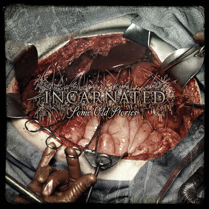 INCARNATED | Some Old Stories CD