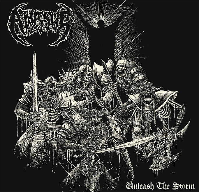 Abyssus ‎– Unleash The Storm EP CD