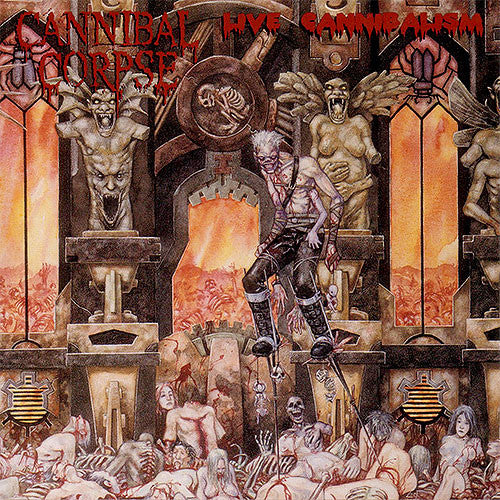 CANNIBAL CORPSE | Live Cannibalism CD