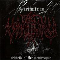 Rebirth of the Grotesque -  Tribute to Vomitory - V/A CD
