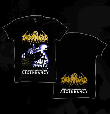 "Deranged ""Undead Instrument by Grim Ascendancy"" PRE ORDER"