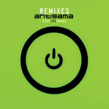 Antigama ‎– Stop The Chaos - Remixes DIGIPACK CD