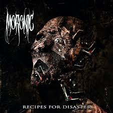 Moronic ‎– Recipes For Disaster CD