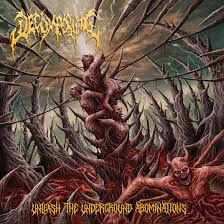 Decomposing ‎– Unleash the Underground Abominations CD