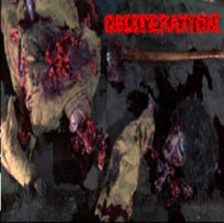 Fleshripper / Obliteration Split CD