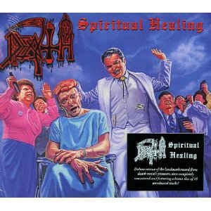 Death - Spiritual Healing 2CD Limited Edition Slipcase