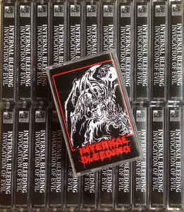 Internal Bleeding ‎– Invocation Of Evil CASSETTE