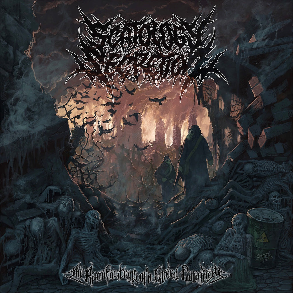 Scatology Secretion - The Ramifications Of Global Calamities CD
