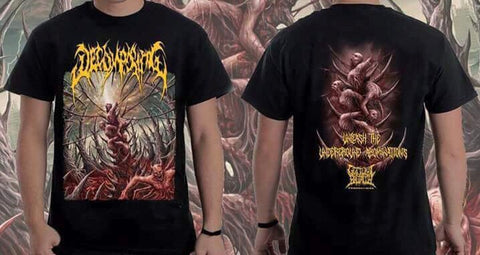 Decomposing ‎– Unleash the Underground Abominations TS
