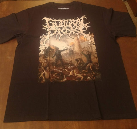 Guttural Disease - Periodical Torment TS