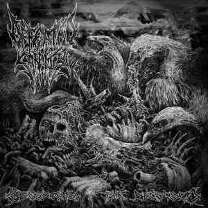 Defeated Sanity / Mortal Decay ‎– Generosity Of The Deceased / Post-Anatomical Savagery 7' vinyl