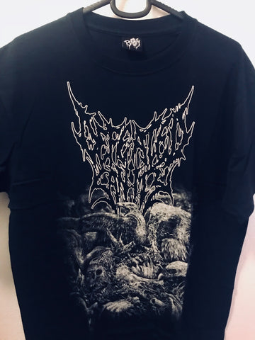 Defeated Sanity -  Generosity Of The Deceased Tshirt