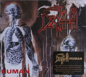 Death - Human 2CD Slipecase Special Edition