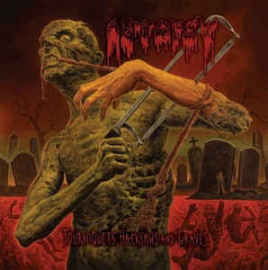 Autopsy - Tourniquets, Hacksaws And Graves Digibook CD