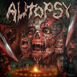 Autopsy ‎– The Headless Ritual Digibook CD