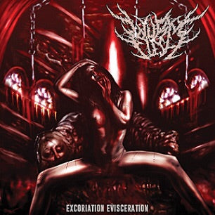 Wurm Flesh - Excoriation Evisceration CD