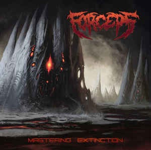 FORCEPS. Mastering Extinction. CD