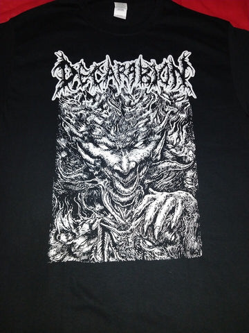 Decarabion - Shizoid Proliferation Of Insanity Shirt / Camiseta