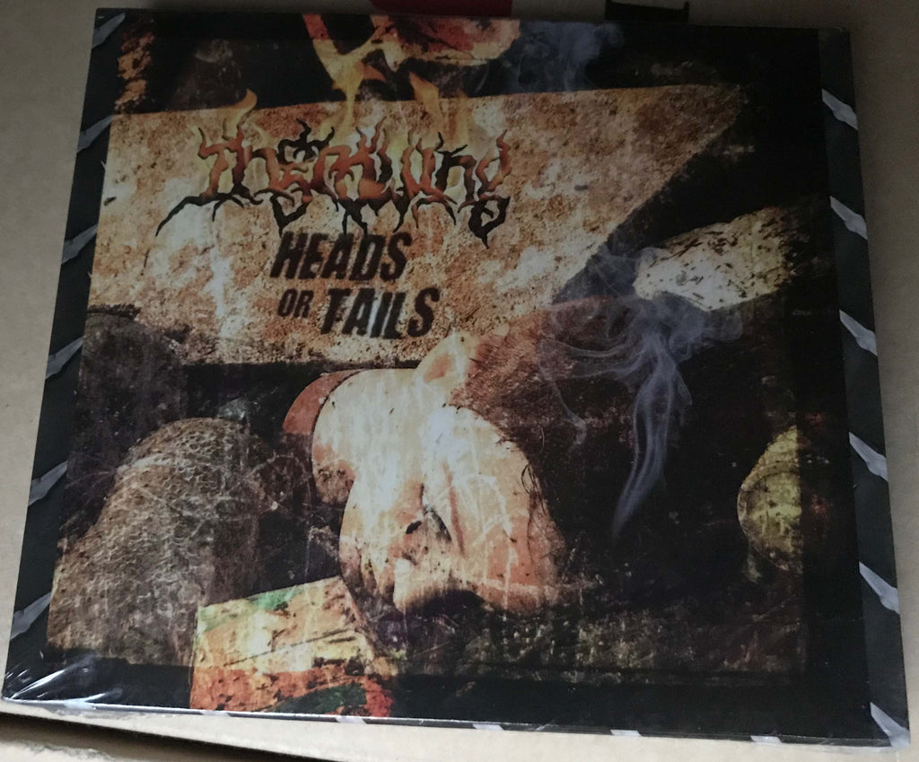 Ingrowing ‎– Heads Or Tails / Ætherpartus  - LTED Box Set Edition
