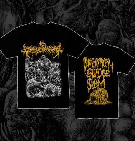 "Diphenylchloroarsine ""Biochemical Sludge Slam"" Yellow PRE ORDER"
