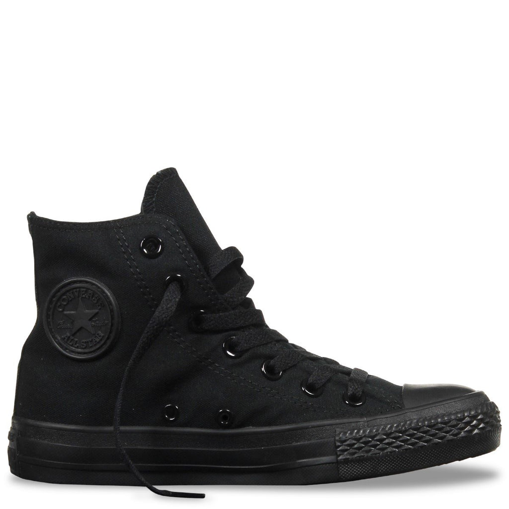 13310 Chuck Taylor All Star Classic Colour High Top Black by Converse