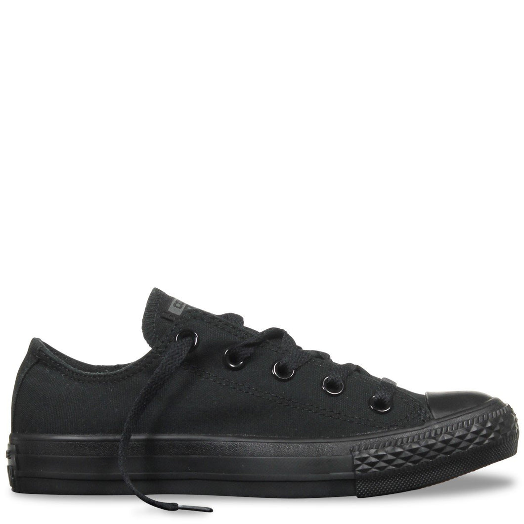 15039 Chuck Taylor All Star Classic Low Black Mono
