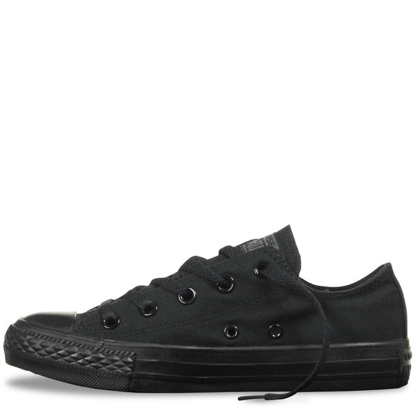 15039 Chuck Taylor All Star Classic Colour Low Top Black Mono by Converse
