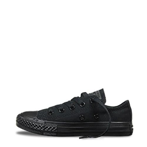 314786 Chuck Taylor All Star Classic Colour Junior Low Top Black by Converse