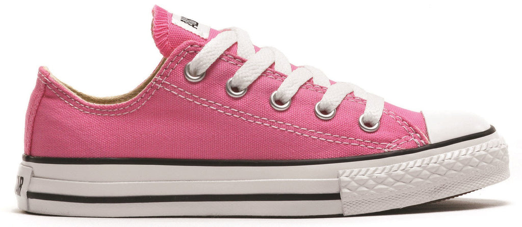 3J238 Chuck Taylor All Star Junior Low Top Pink by Converse