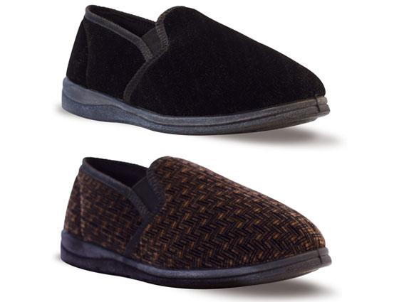 CHAMPION CORD SLIPPER (DISC)