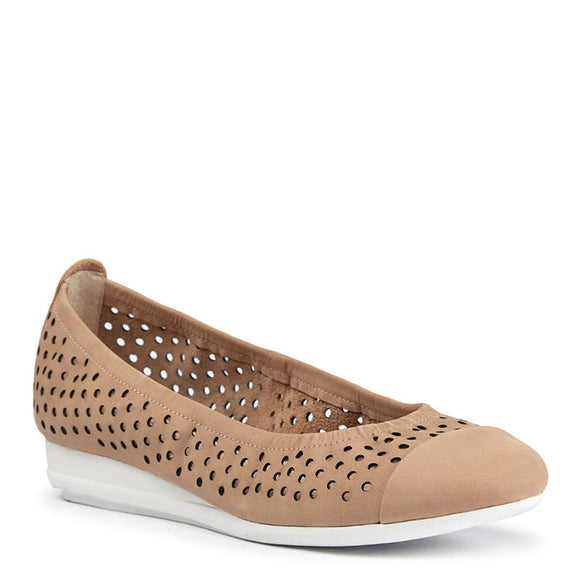 NILLY BALLET FLAT by DF Supersoft