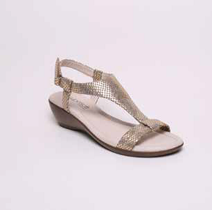 PARIE2 LOW WEDGE LIZARD by Supersoft