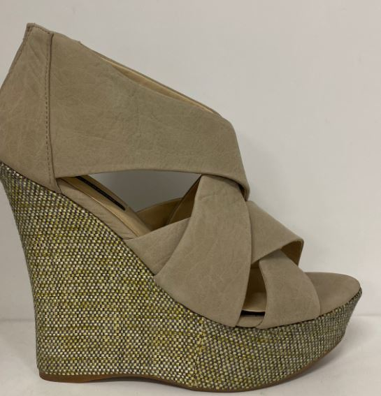FANCI X MATERIAL WEDGE BY TONY BIANCO