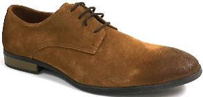 TREMBLANT SUEDE LACE UP