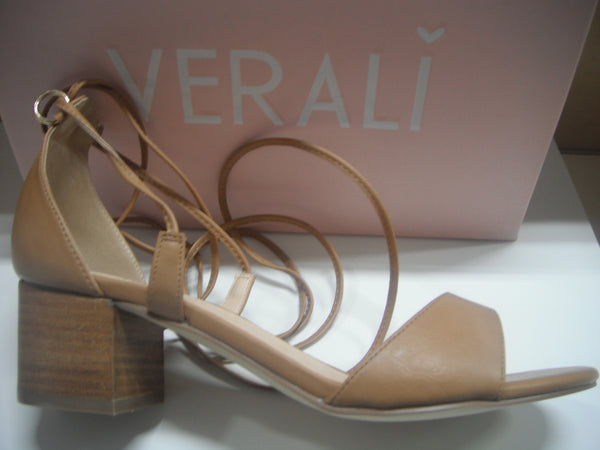 ELKI LOW BLOCK HEEL by Verali