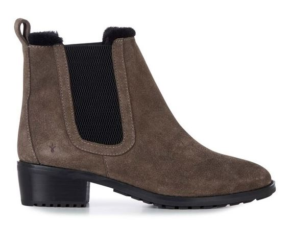 ELLINI SUEDE PULL ON BOOT