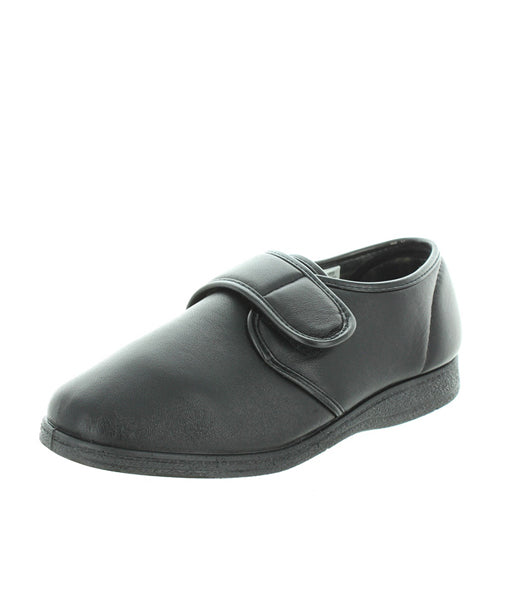 ELVIN LEATHER VELCRO